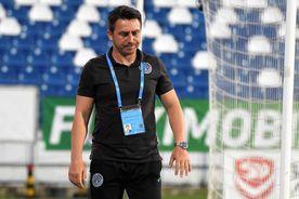 """Ilie Poenaru: """"Jucătorii nu sunt așa cum vreau!"""" » Premieră după 17 ani la Sfântu Gheorghe"""
