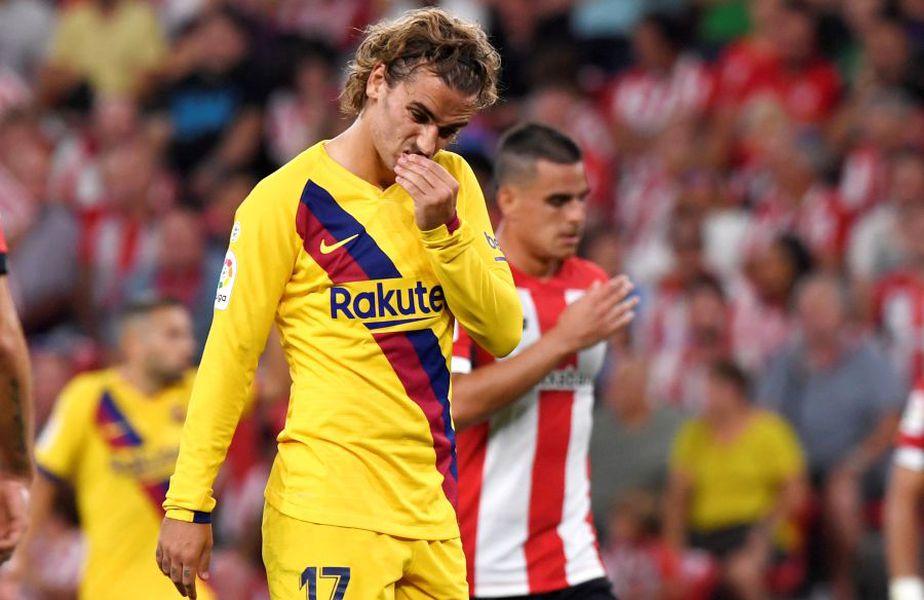 Athletic Bilbao - Barcelona // foto: Reuters
