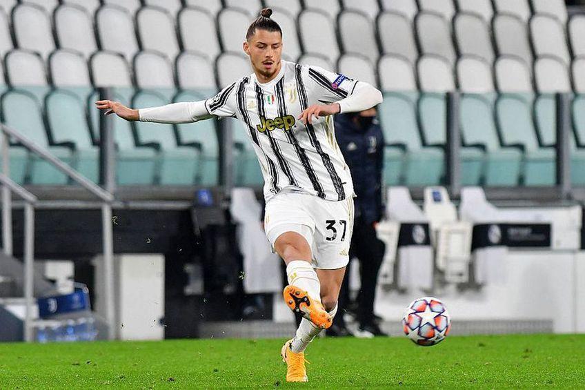 Radu Drăgușin, Juventus