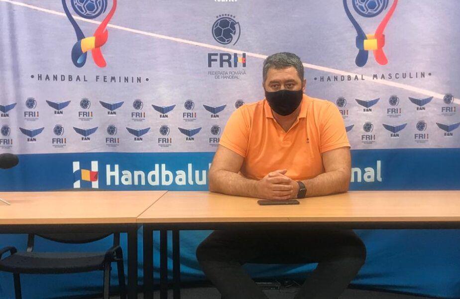Presedintele FRH, Alexandru Dedu