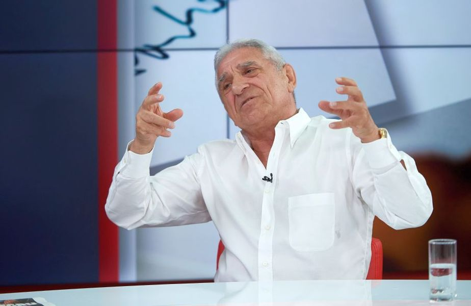 Giovanni Becali (68 de ani) a vorbit în termeni duri despre Ioan Niculae (66), patronul celor de la Astra Giurgiu.
