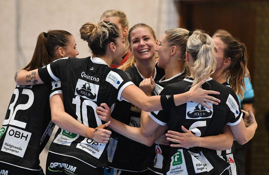 FOTO: Nykøbing F. Håndboldklub - NFH