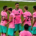 """Barcelona a câștigat meciul amical cu divizionara secundă Girona, scor 3-1. Leo Messi (31 de ani) a marcat o """"dublă""""."""