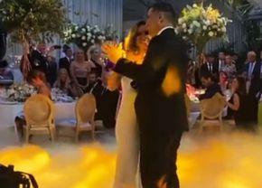 Simona Halep și Toni Iuruc, dansul mirilor pe ritmurile lui Dan Bittman » Videoclipul publicat de sportivă