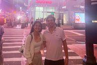 Cine este bărbatul misterios alături de care Emma Răducanu s-a fotografiat în New York