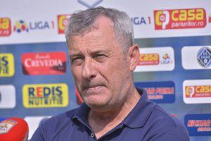 Mircea Rednic intră la negocieri cu Nicolae Badea pentru a veni la Dinamo