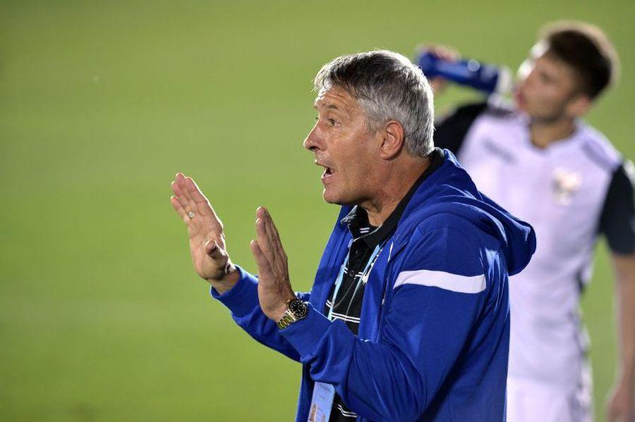 """El a fost primul antrenor ofertat de Dinamo după plecarea lui Bonetti: """"Căzusem de acord asupra contractului!"""""""