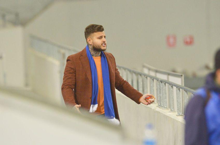 Adrian Mititelu Jr. admite că a existat un dialog pe un ton mai ridicat între fani și suporteri, după eșecul suferit de FCU Craiova cu FC Argeș, scor 0-1.
