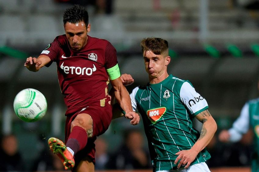 CFR Cluj a pierdut în deplasare la Jablonec, scor 0-1, în prima rundă a grupelor din Conference League.
