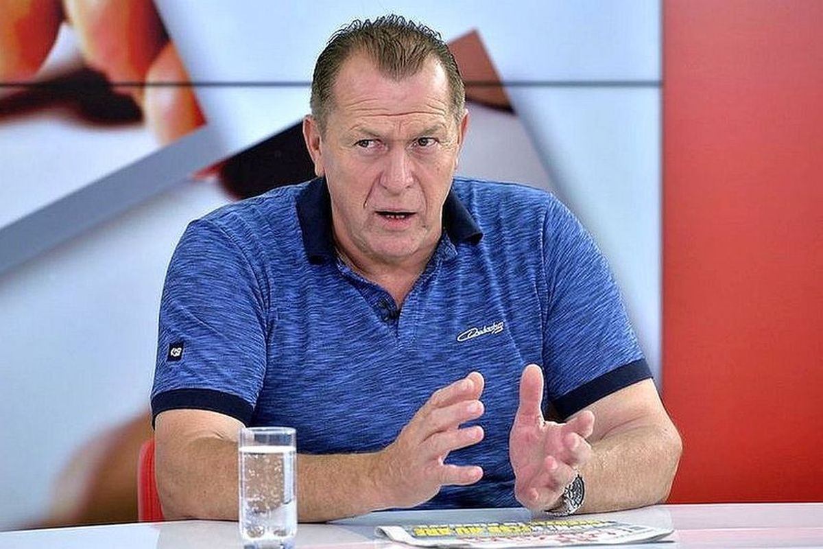 Helmuth Duckadam criticizes Billel Omrani for Jablonec