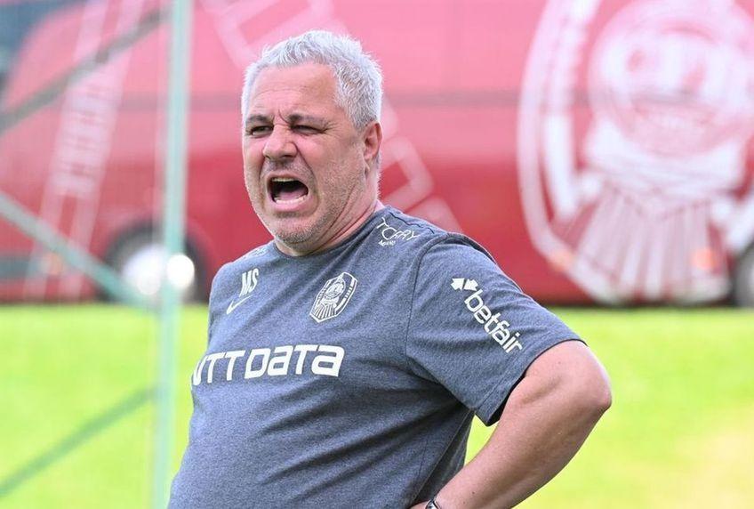 CFR Cluj a fost învinsă de Jablonec, scor 0-1, la debutul în grupele UEFA Conference League. Marius Șumudică a intervenit după meci și a lansat un atac fără precedent la adresa lui Dan Petrescu.