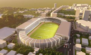 """Probleme pe șantierul stadionului de 24 milioane de euro: """"E fără precedent"""""""