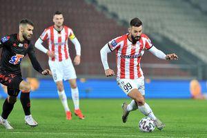 "Iuliu Mureșan a confirmat un nou transfer la Dinamo: ""Da, am semnat! Ne trebuia un atacant"""