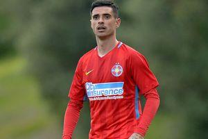 """Adrian Stoian revine în Liga 1 » A fost prezentat oficial la noua echipă: """"Mult succes în tricoul roș-albastru"""""""