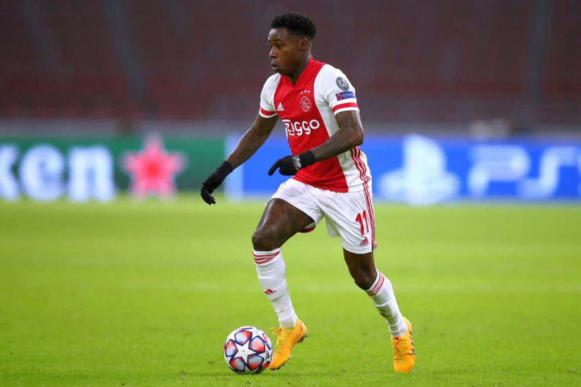 Quincy Promes, Ajax // foto: Guliver/gettyimages