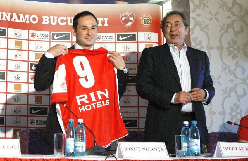 Ionuț Negoiță a preluat mai multe datorii acumulate de Nicolae Badea