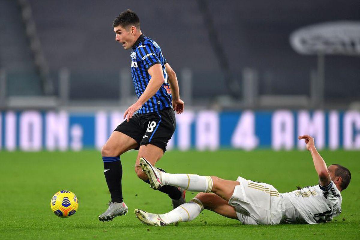 Juventus - Atalanta - 16 decembrie 2020