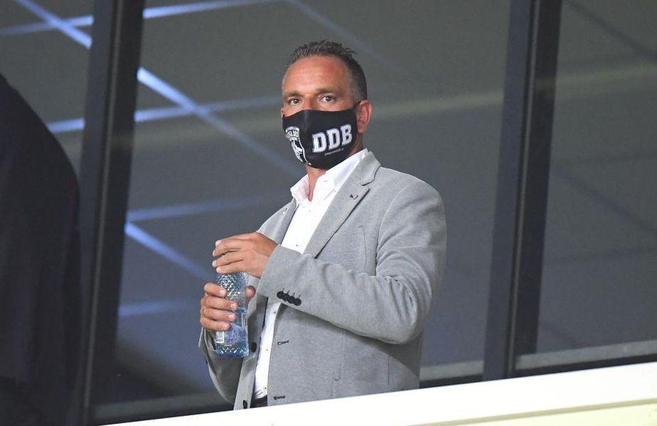 Pablo Cortacero încă nu a plătit datoriile lui Dinamo