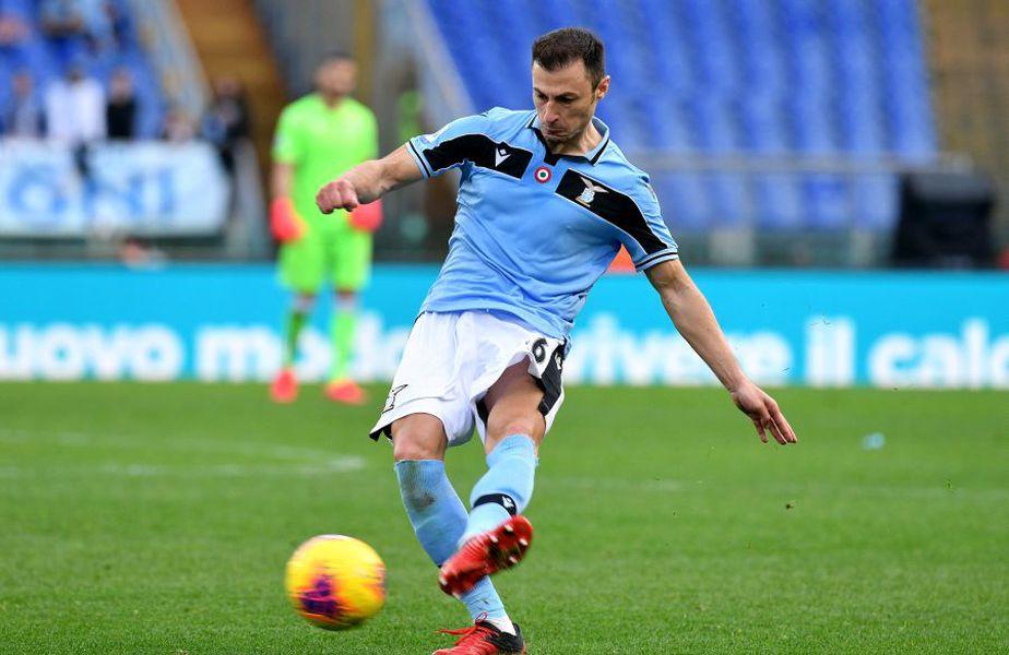 Ștefan Radu este om de bază la Lazio // FOTO: Guliver/GettyImages