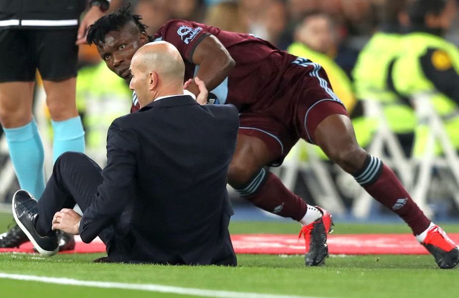 Zinedine Zidane // FOTO: Guliver/GettyImages