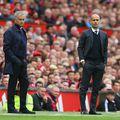 Jose Mourinho și Pep Guardiola FOTO Imago