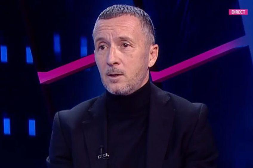 Mihai Stoica, 55 de ani, managerul general al lui FCSB, se declară șocat de asistentul Alexandru Cerei, în contextul meciului pierdut de roș-albaștri la Mediaș, cu Hermannstadt, scor 0-1.