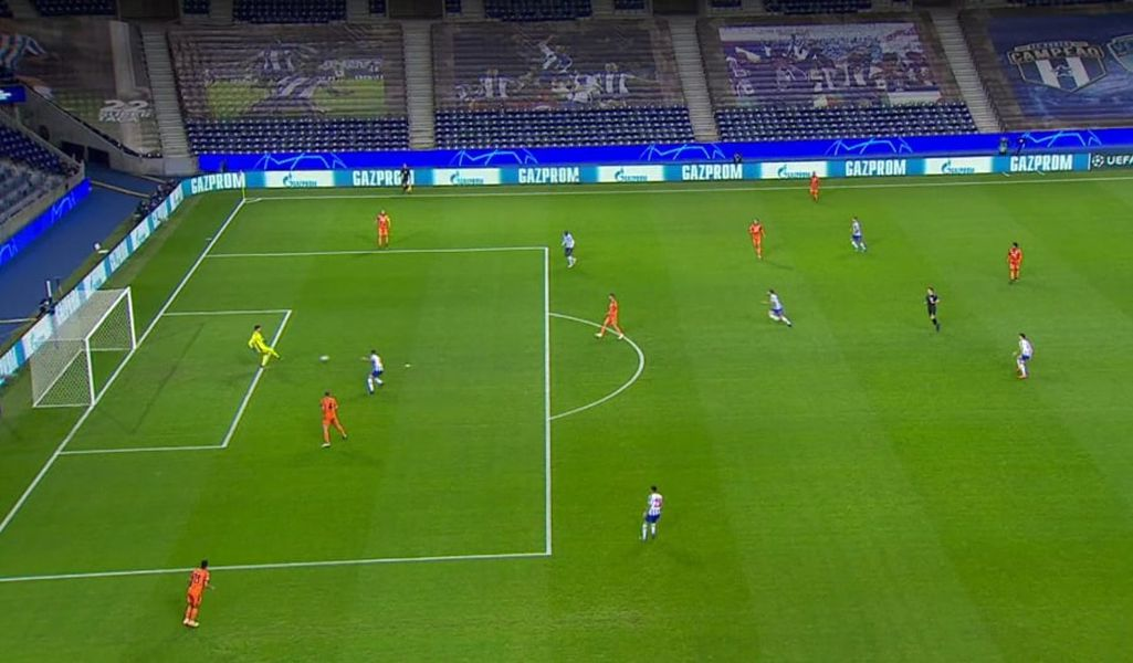 Porto - Juventus. Gafă de județeană în Liga Campionilor! Gol marcat în minutul 1