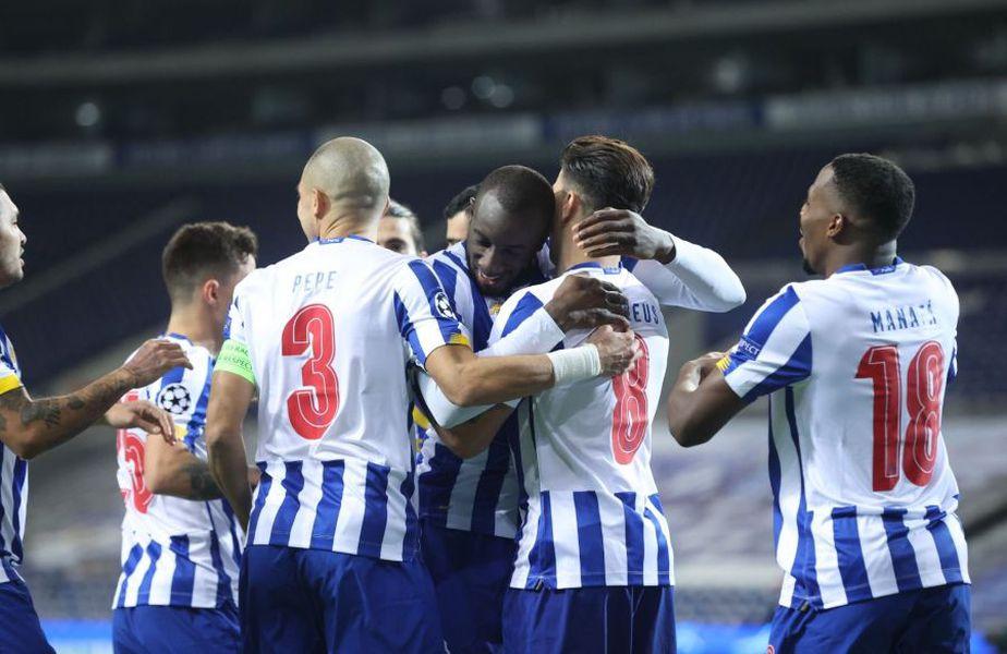 Porto a învins-o pe Juventus, scor 2-1, în manșa tur a optimilor de finală din Liga Campionilor.