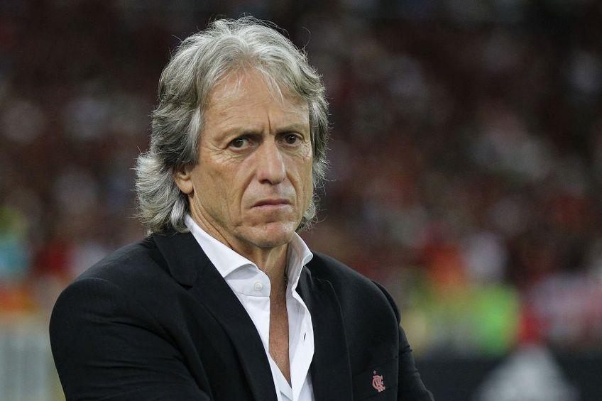 Jorge Jesus, antenorul lui Flamengo, Sursa: Getty