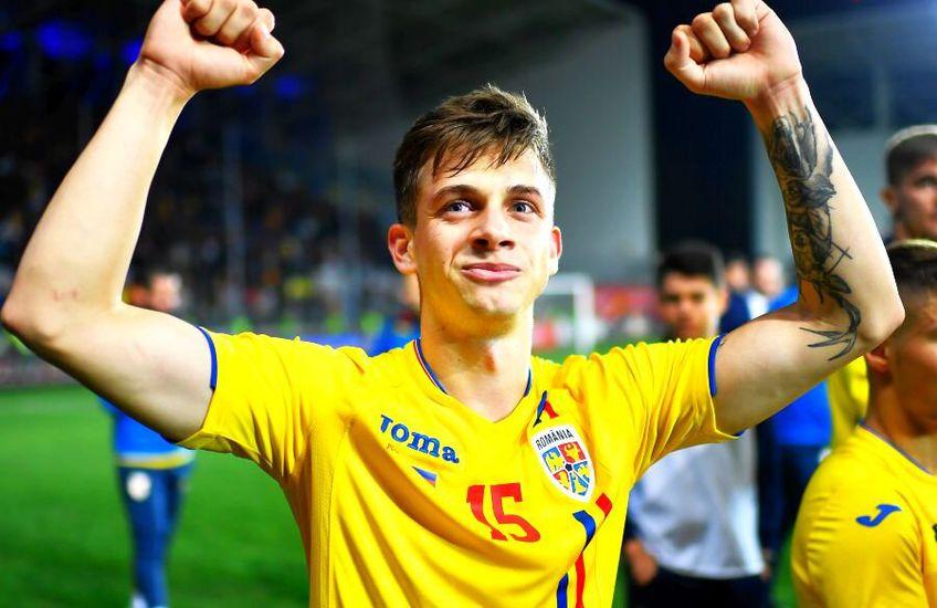 Mihai Butean a jucat 9 meciuri în acest sezon