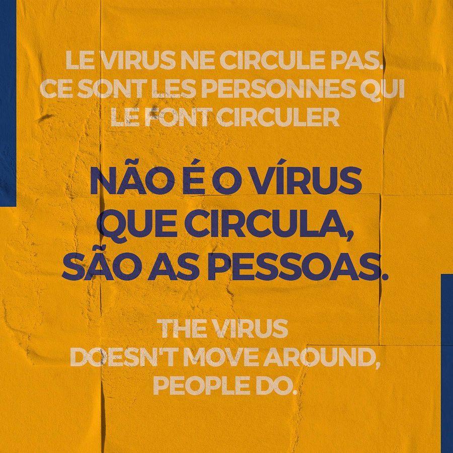 """CORONAVIRUS. Neymar, avertisment în pandemie: """"Nu virusul circulă. Persoanele îl fac să circule"""""""
