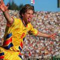 Florin Răducioiu rămâne unul dintre cei mai mari atacanți din istoria echipei naționale