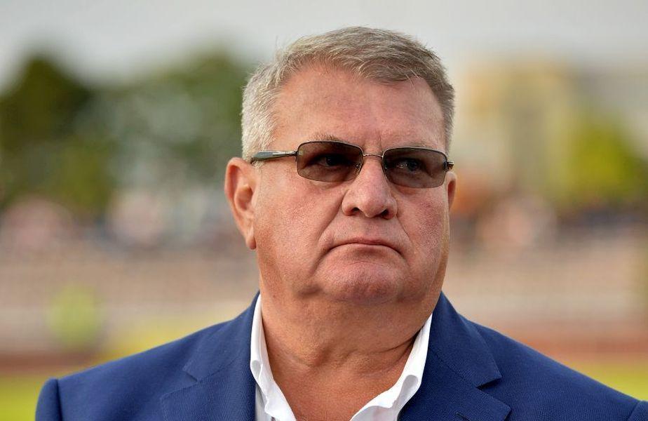 Iuliu Mureșan, președintele celor de la Hermannstadt