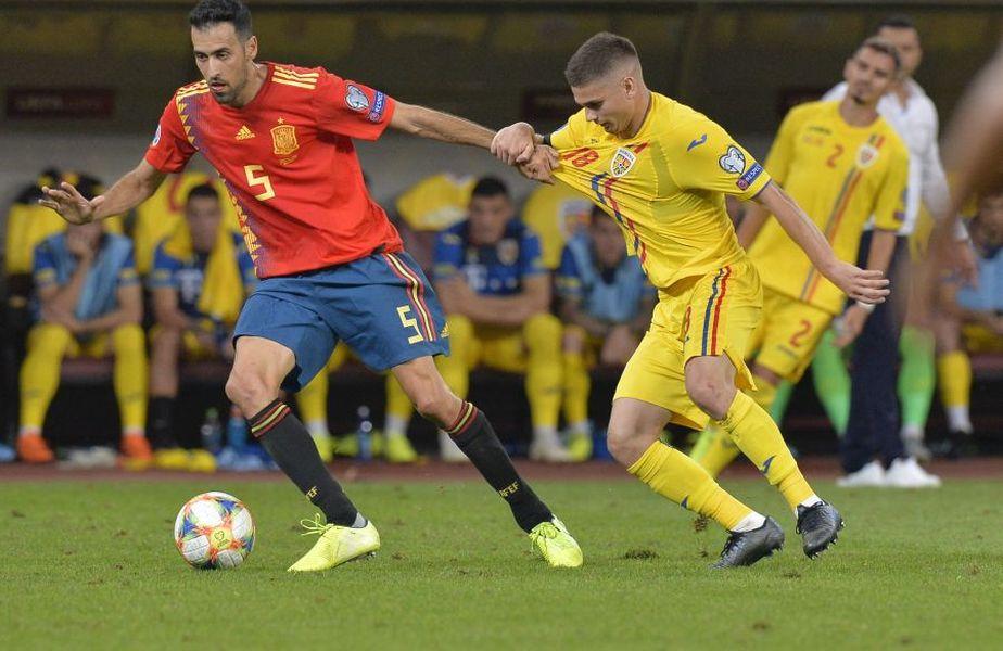 România va juca împotriva Islandei în barajul pentru EURO 2020