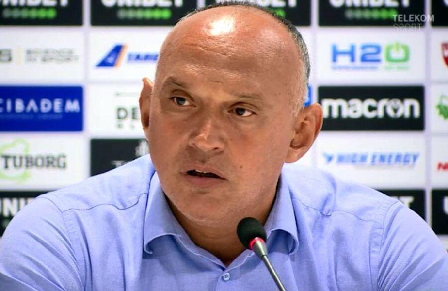 Florin Prunea s-a arătat surprins de unele declarații făcute de Mircea Sandu