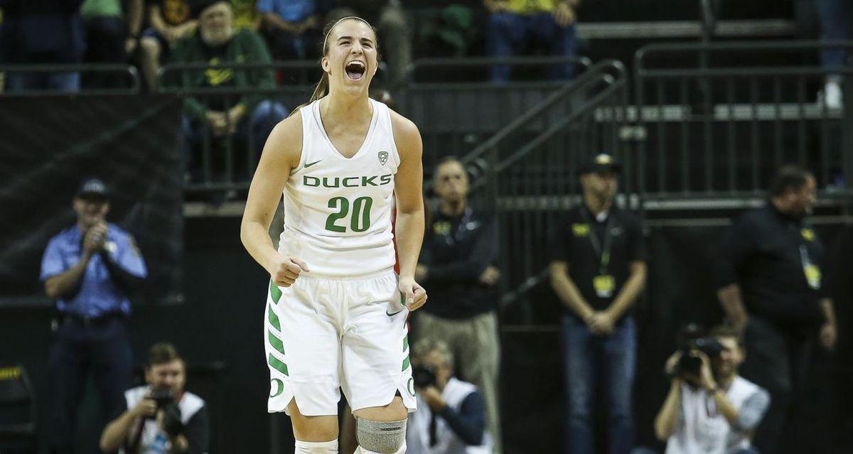 """Performanță de senzație! Sabrina Ionescu, alegerea #1 în draft-ul WNBA: """"Puține speranțe atrag atenția precum o face ea"""" » L-a avut mentor pe Kobe Bryant"""