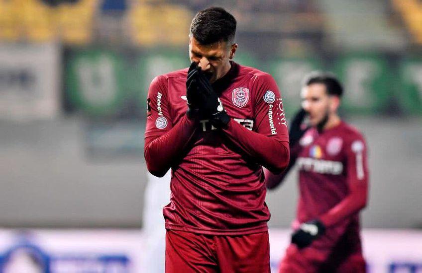 George Țucudean a trecut peste probleme pe care le-a avut la inimă și își dorește să continue la CFR Cluj