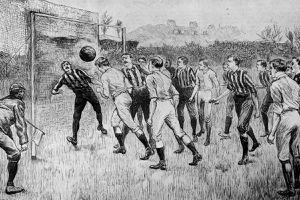 107 ani de la primul meci interțări al unei reprezentative a României » Victorie cu Imperiul Otoman condus de Ali Sami Yen
