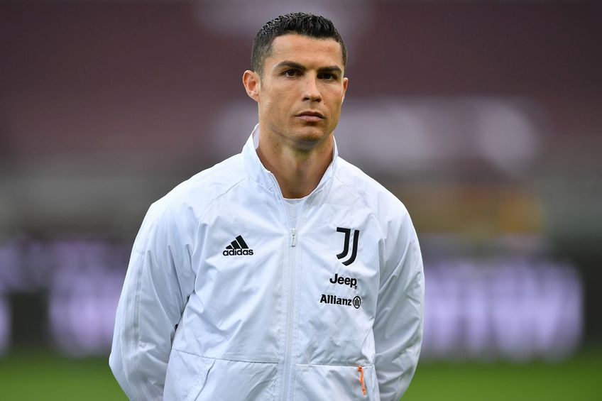 Cristiano Ronaldo, Juventus // foto: Guliver/gettyimages