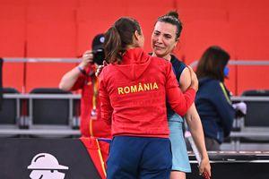 """România - Italia la Billie Jean King Cup » Gabriela Ruse a adus primul punct pentru România: """"Am simțit o presiune foarte mare, am fost un pic panicată"""""""