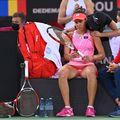 România a fost învinsă de Italia în barajul pentru Grupa Mondială de la Billie Jean King Cup, scor 3-1. Mihaela Buzărnescu (32 de ani, 137 WTA a pierdut ambele dispute, dar e mândră de modul în care s-a prezentat la Cluj.