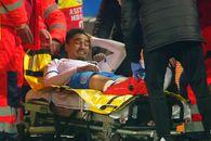 CS Universitatea Craiova - Sepsi Sf. Gheorghe 0-0 » Accidentare serioasă a lui Baiaram! A fost transportat la spital