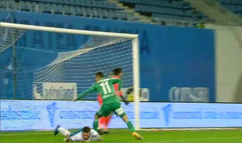 CS Universitatea Craiova și Sepsi Sf. Gheorghe au remizat, scor 0-0, în primul meci de play-off al sezonului. Fostul arbitru Constantin Zotta consideră că oltenii ar fi trebuit să primească un penalty în minutul 80.