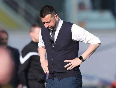 """Antrenorul lui Man și Mihăilă, șocat de finalul cu Cagliari: """"Inexplicabil!"""" + atac la fostul jucător al Craiovei?!"""