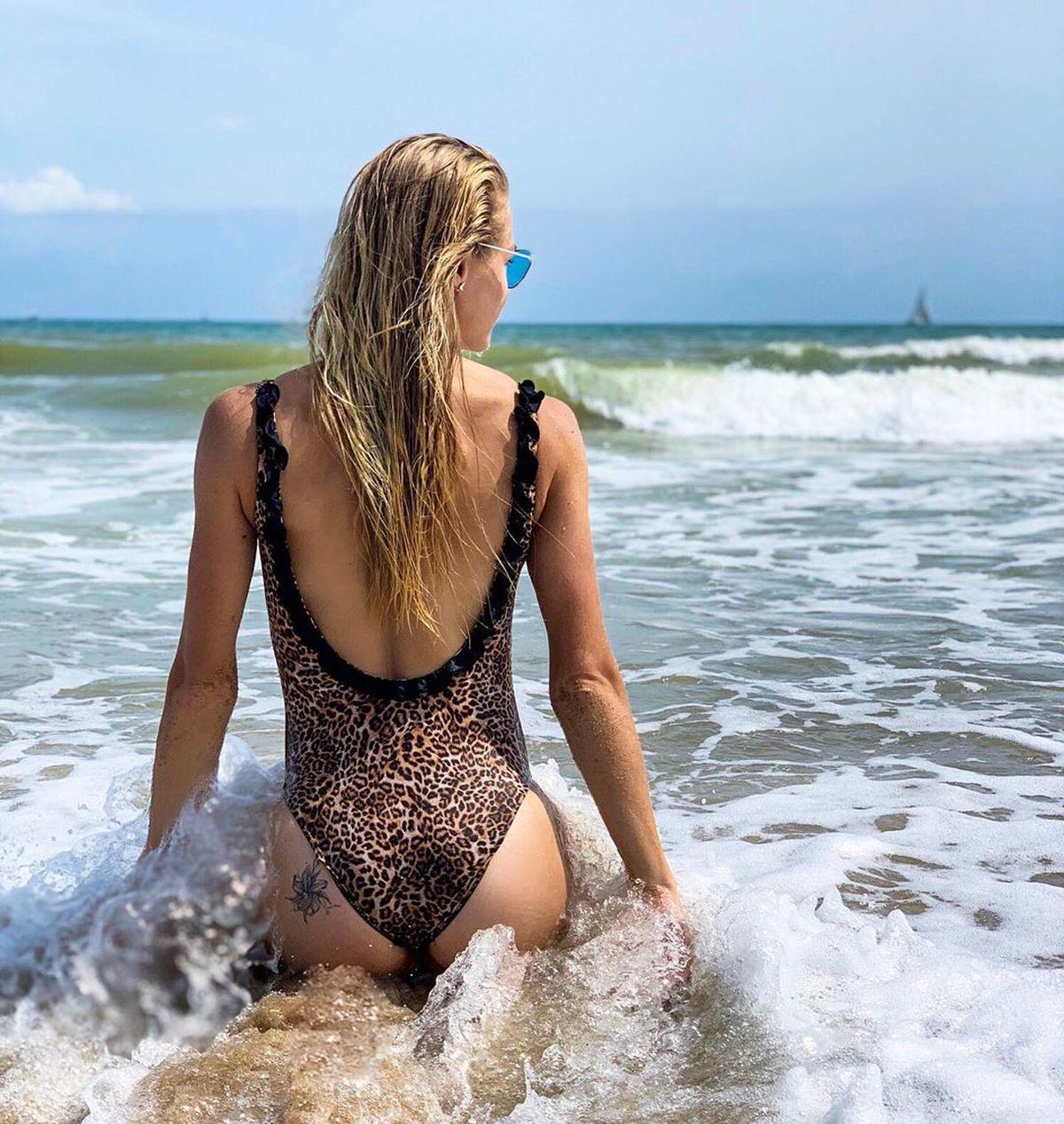 """FOTO Atleta celebră căreia i s-a propus să fie escortă de lux și-a ales noua carieră: """"Aceasta e aventura mea spontană"""""""