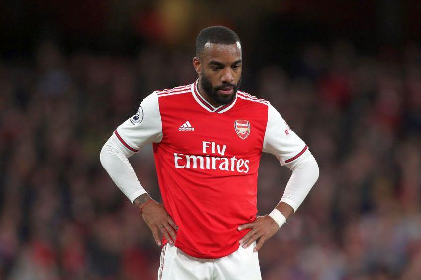 Alexandre Lacazette, starul lui Arsenal // sursă foto: Guliver/gettyimages