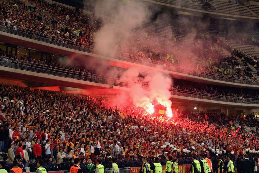 Fanii din Turcia sunt printre cei mai fanatici din Europa // Sursă foto: Getty