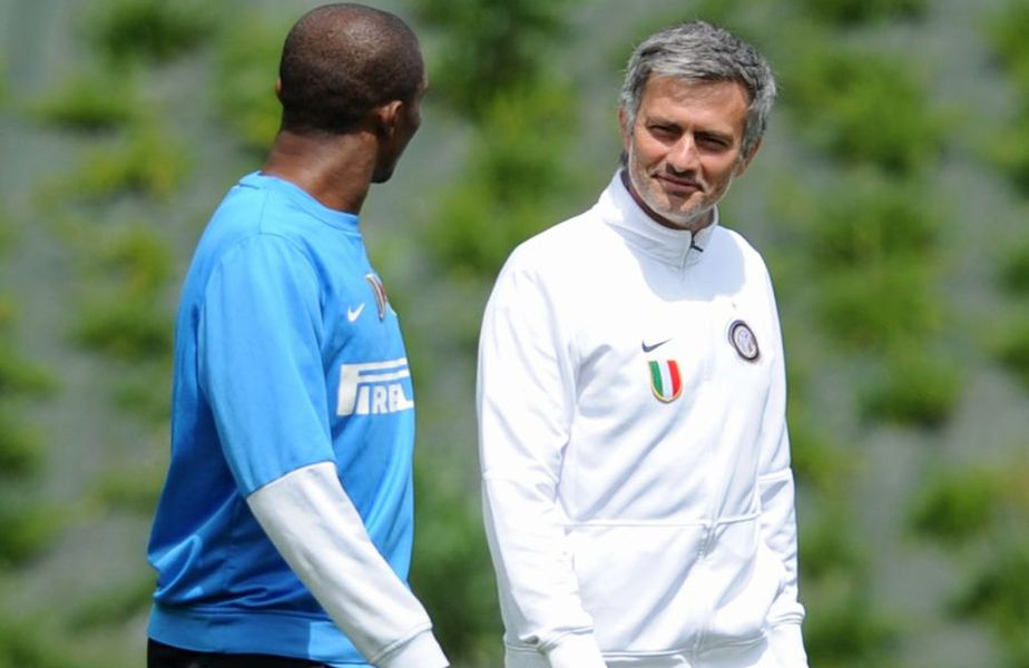 Mourinho l-a convins pe Samuel Eto'o să semneze cu Inter prin intermediul unei poze