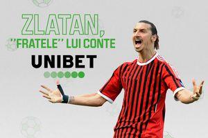 """Zlatan, """"fratele"""" lui Conte - 5 minute de sport altfel"""
