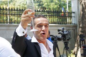 """Gigi Becali, mesaj pentru Valeriu Iftime înainte de FC Botoșani - CFR Cluj: """"Nu te sun că mă acuză de corupție! Dar facem asta după meci"""""""